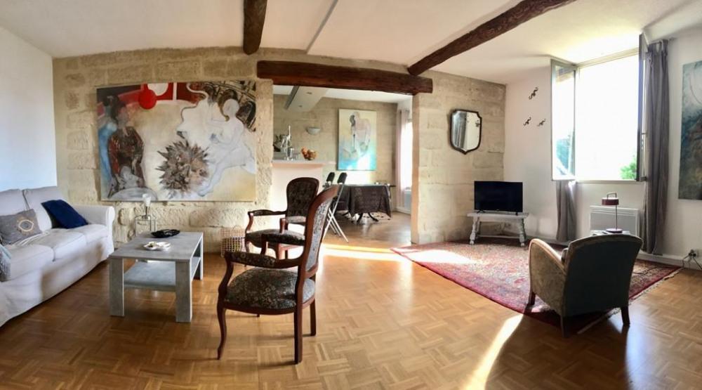 Location vacances Uzès -  Appartement - 4 personnes - Télévision - Photo N° 1