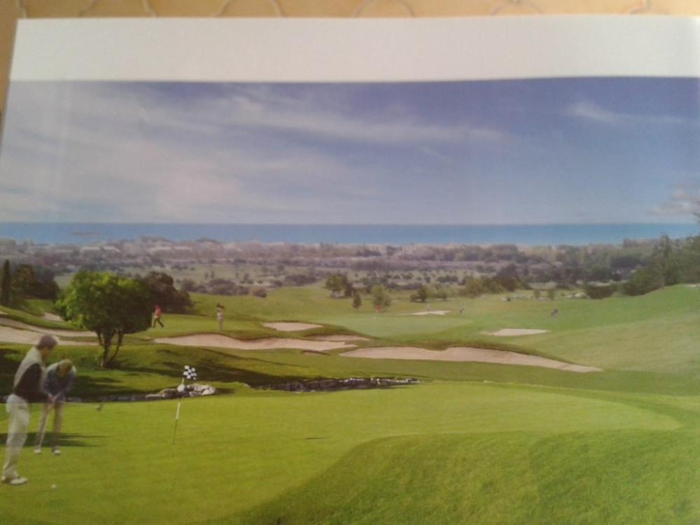 golf 27 trous Cap d'Agde 3 km