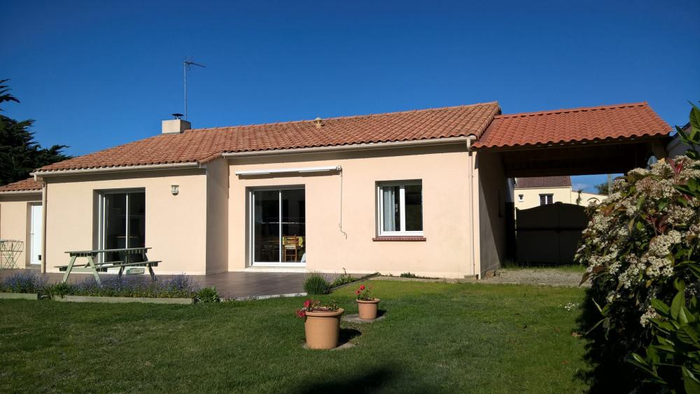 Ferienwohnungen Saint-Brevin-les-Pins - Haus - 6 Personen - Grill - Foto Nr. 1