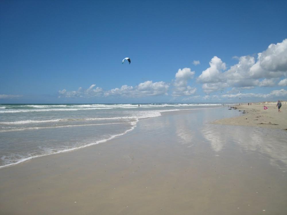 La Torche une très belle plage