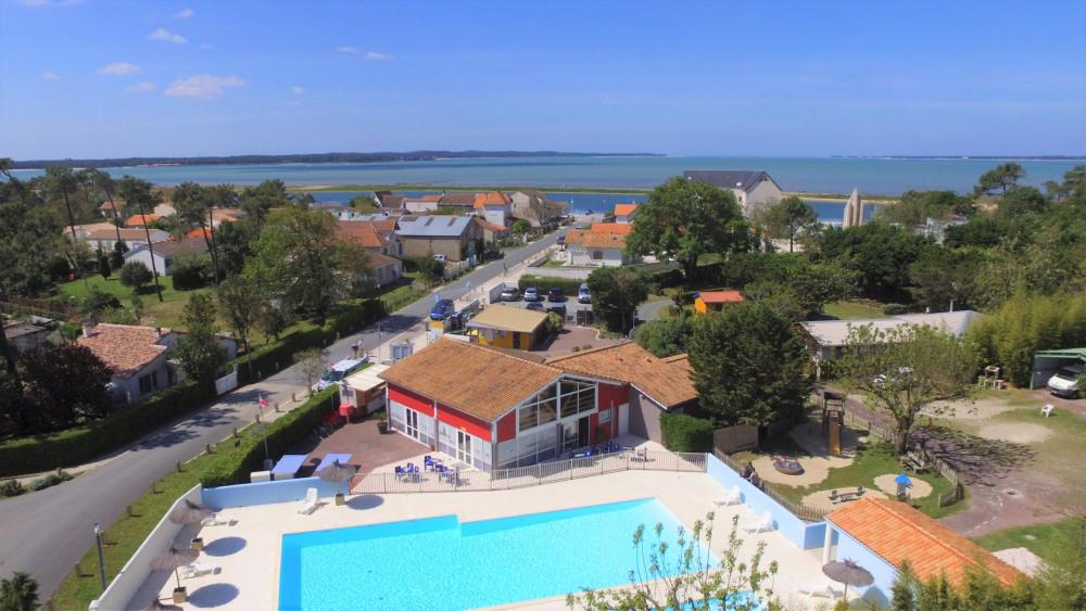 Location vacances Marennes -  Insolite - 5 personnes - Jeux d'extérieurs - Photo N° 1