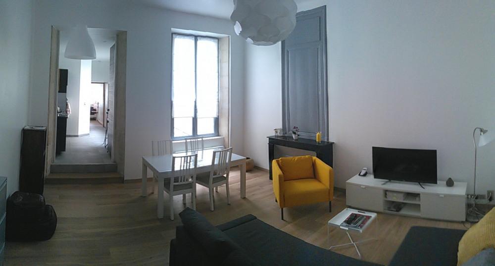 Location vacances La Rochelle -  Appartement - 6 personnes - Chaîne Hifi - Photo N° 1