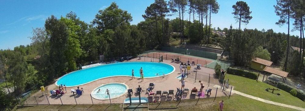 Maison, duplex, piscine