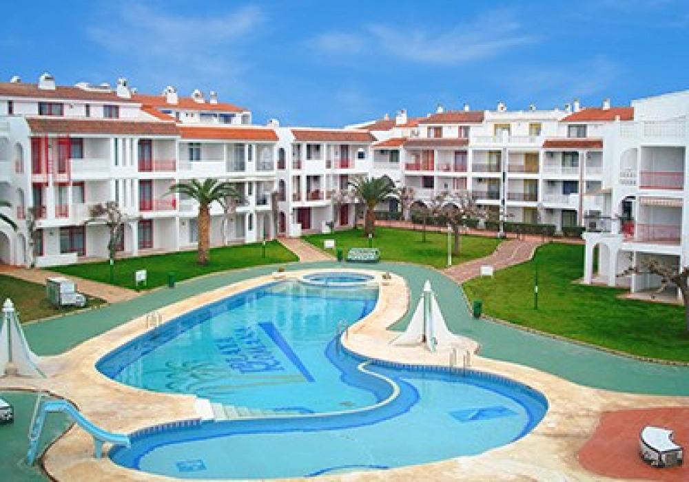 Résidence Playa Romana - 2 pièces 2/4 pers. côté jardin