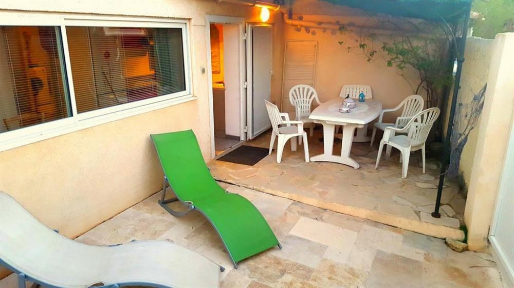 Appartement pour 4 pers. avec accès p.m.r., La Ciotat