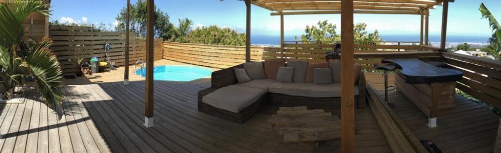 Villa pour 11 pers. avec piscine privée, Le Tampon