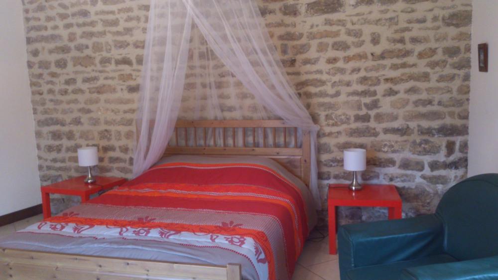 chambre parentale grand lit