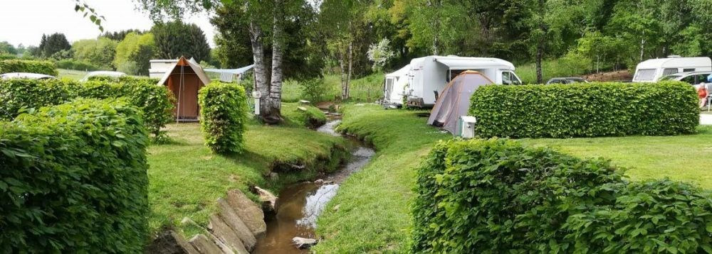 Camping Anderegg, 83 emplacements, 1 locatifs