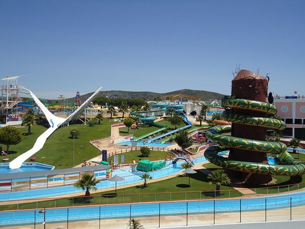 aquapark - Quarteira