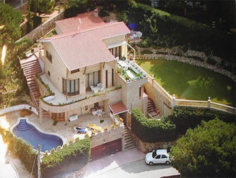 Villa 12 pers avec piscine privée