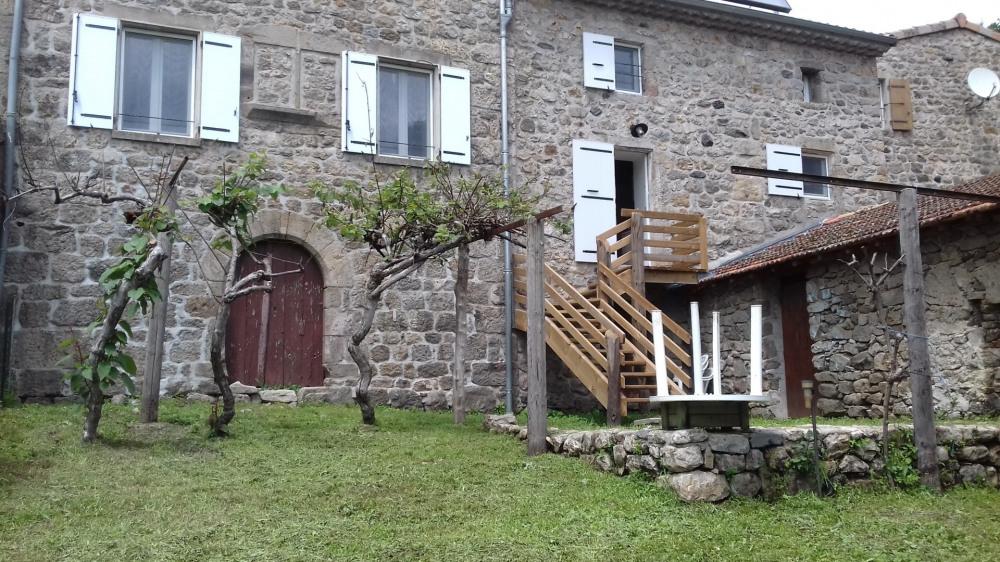 Location vacances Saint-Joseph-des-Bancs -  Gite - 7 personnes - Barbecue - Photo N° 1