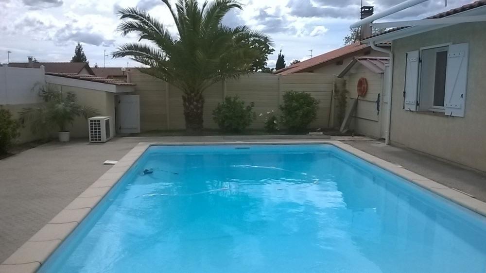 Villa avec Piscine chauffée à 10min des plages
