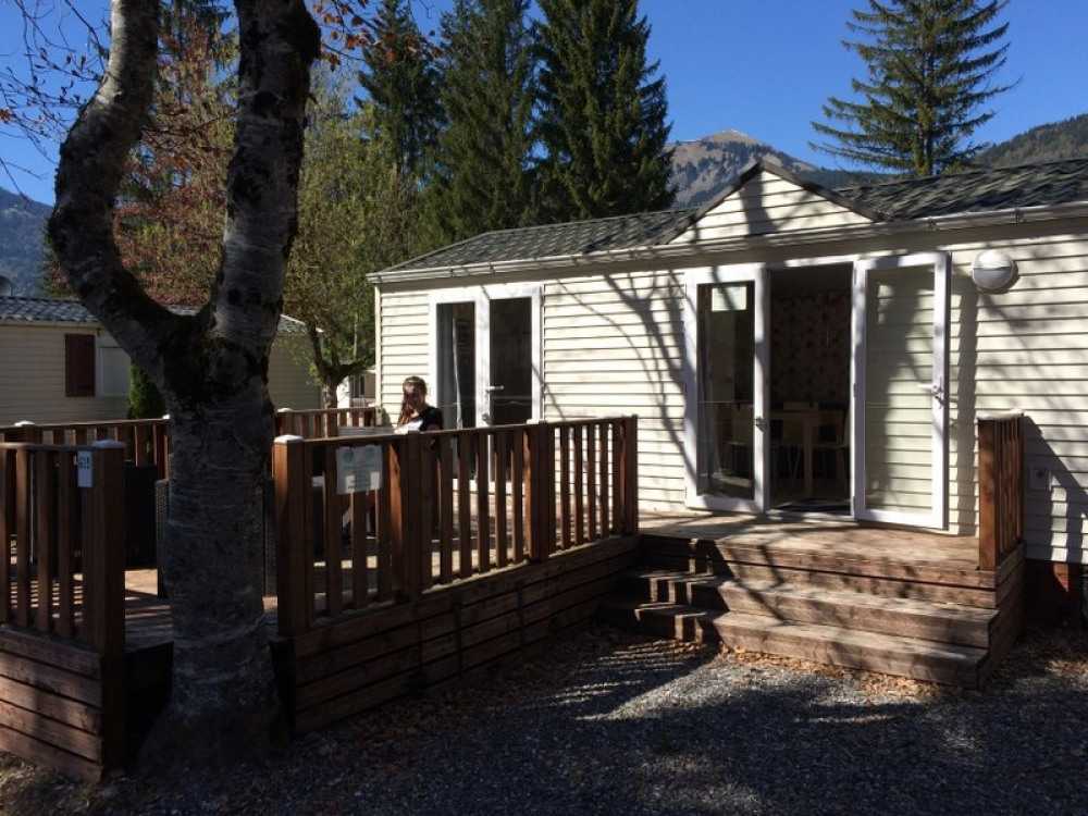 LOCATION MOBIL HOME 4 PERS