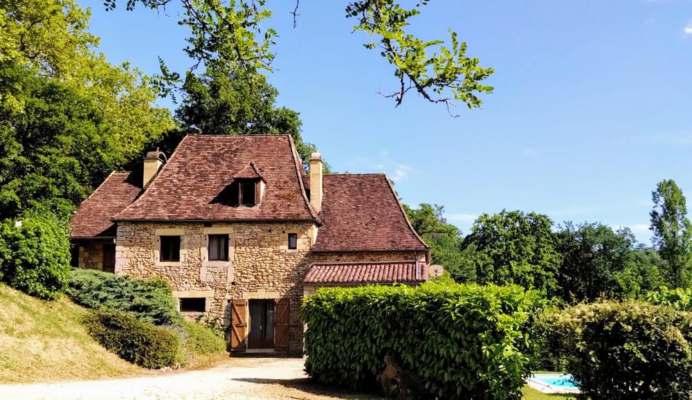 Location vacances Les Eyzies-de-Tayac-Sireuil -  Maison - 10 personnes - Barbecue - Photo N° 1