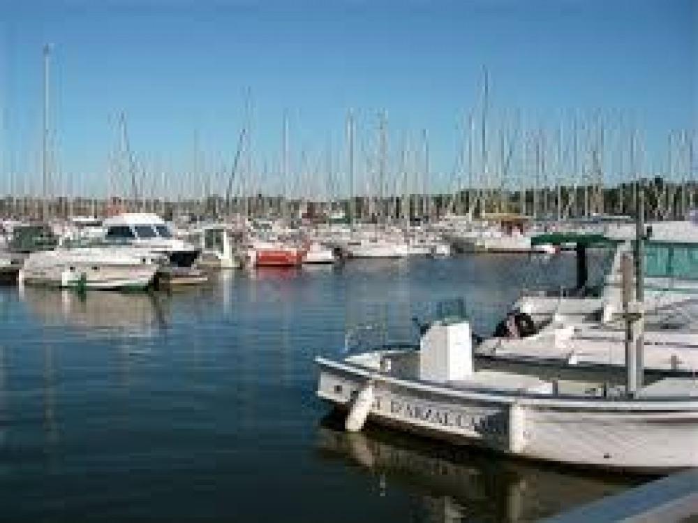 le Port d'Arzal Camoël