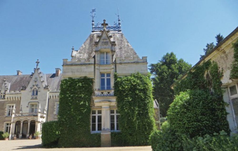 Chateau des Rues