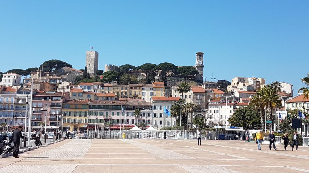 Location vacances Cannes -  Appartement - 4 personnes - Chaise longue - Photo N° 1
