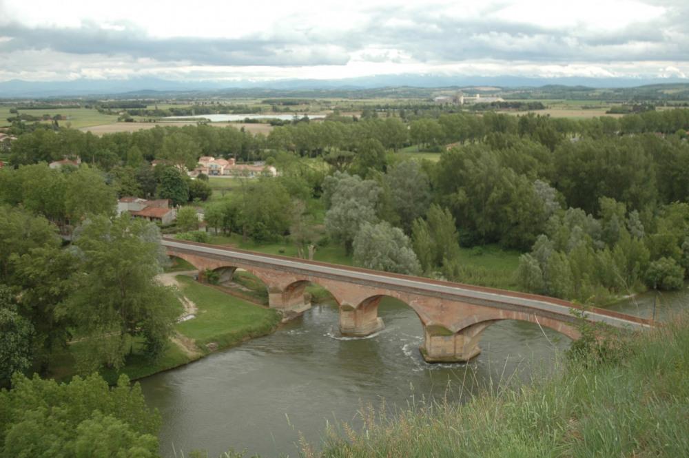 le pont de Cintegabelle