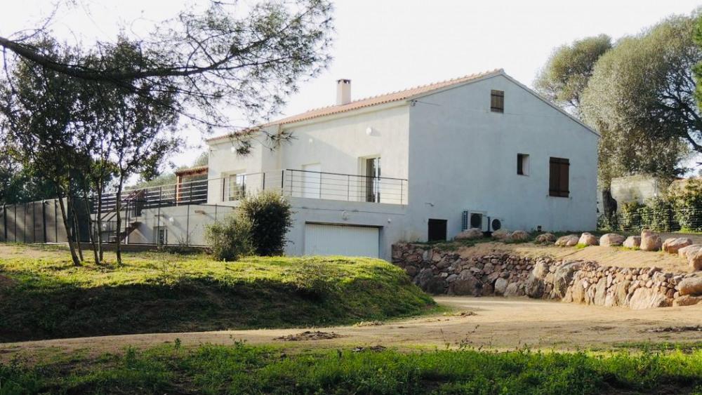 Ferienwohnungen Porto-Vecchio - Haus - 6 Personen - Garten - Foto Nr. 1