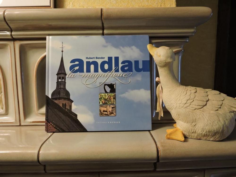 """Tout sur """" Andlau, la magnifique """" ..!"""