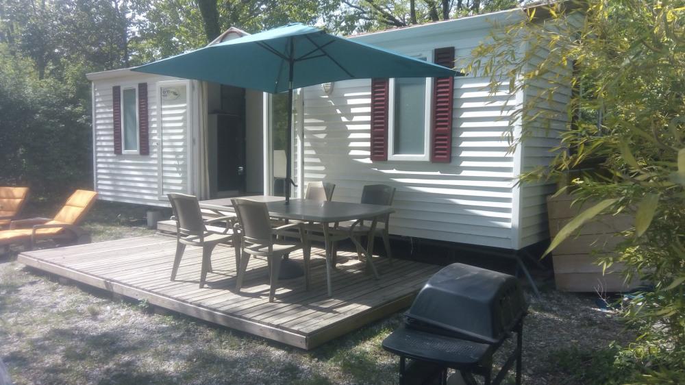 Location vacances Saint-Thomas-en-Royans -  Maison - 6 personnes - Barbecue - Photo N° 1