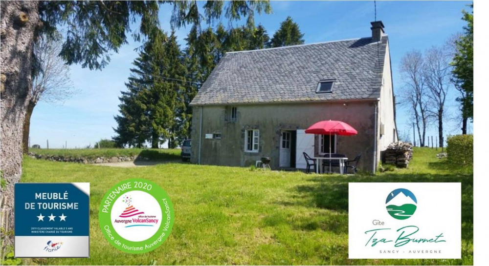 Holiday rentals Bagnols - Cottage - 6 persons - BBQ - Photo N° 1