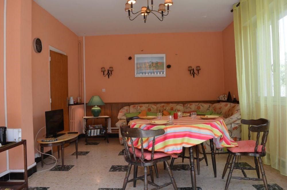 Appartement 3 pièces de 45 m² environ pour 4 personnes, à 200m de la plage et à 300 m du centre d...