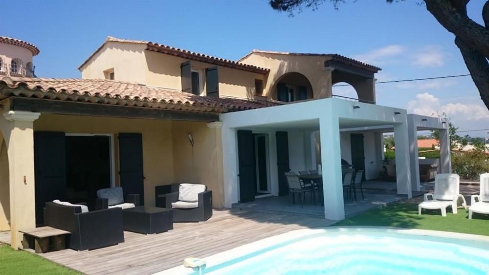 Location vacances Roquebrune-sur-Argens -  Maison - 10 personnes - Barbecue - Photo N° 1