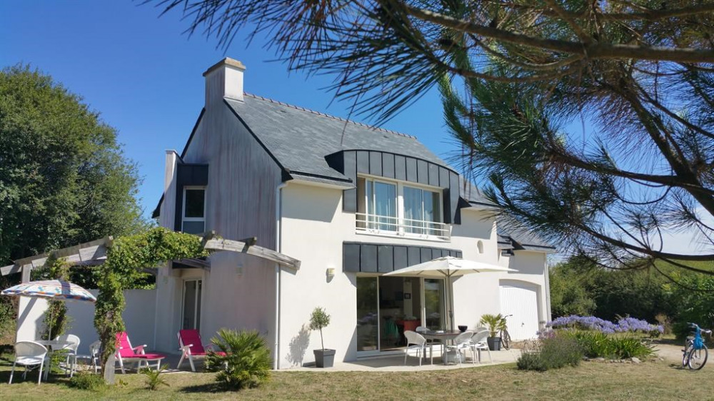 Location vacances Carnac -  Maison - 7 personnes - Barbecue - Photo N° 1