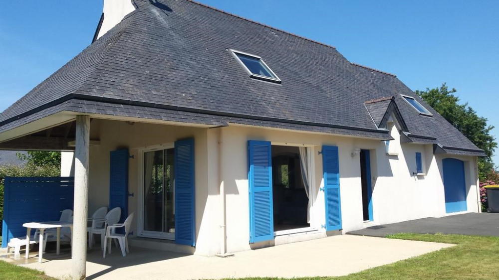 Location vacances Fouesnant -  Maison - 7 personnes - Barbecue - Photo N° 1