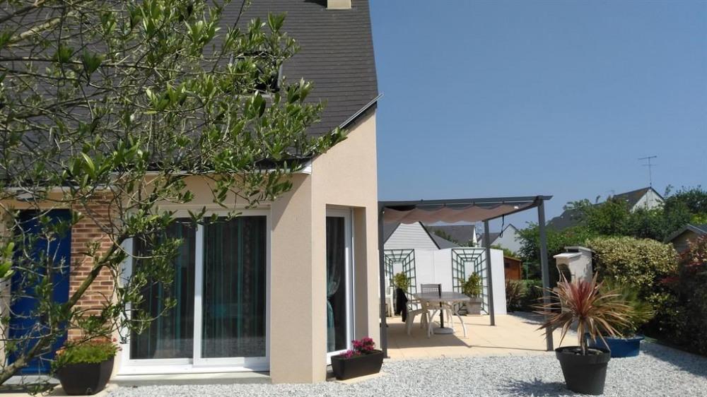 Ferienwohnungen Portbail - Haus - 5 Personen - Grill - Foto Nr. 1