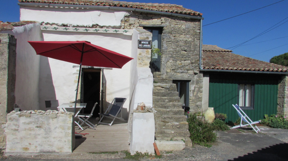 Holiday rentals La Brée-les-Bains - House - 5 persons - BBQ - Photo N° 1