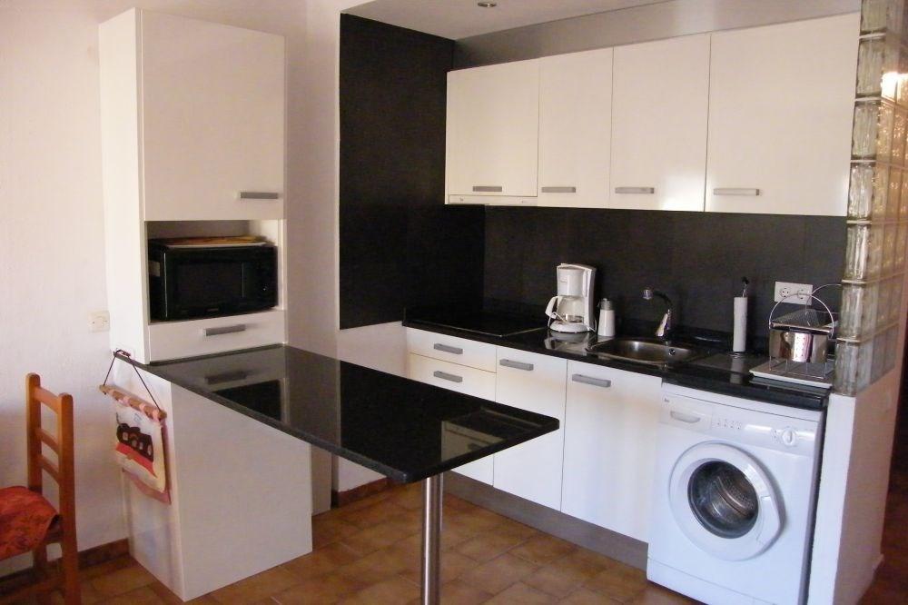 Ciudadela - Appartement à Rosas / Roses qui possède 1 chambre et capacité pour 4 personnes.