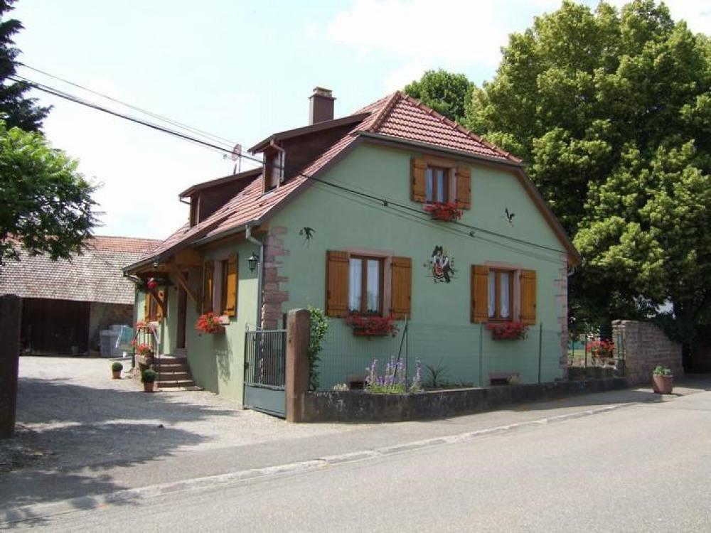 Detached House à ISSENHEIM