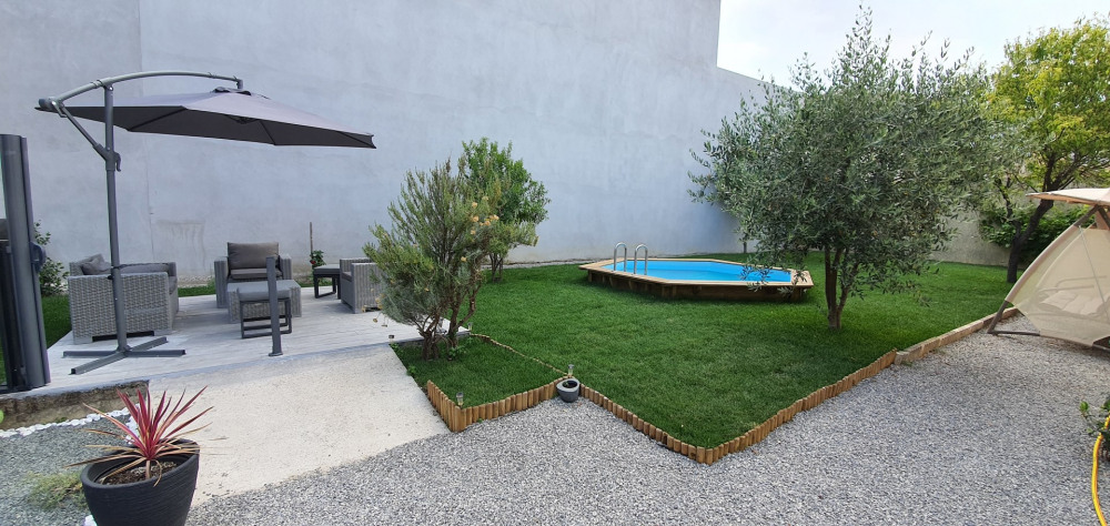 Location vacances Nyons -  Maison - 6 personnes - Barbecue - Photo N° 1
