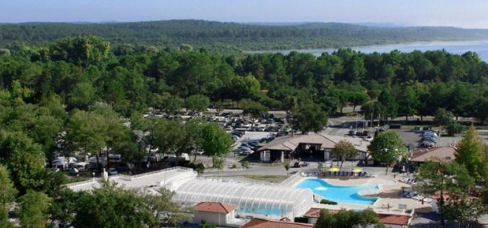 Camping l'Airial - Evasion avec climatisation