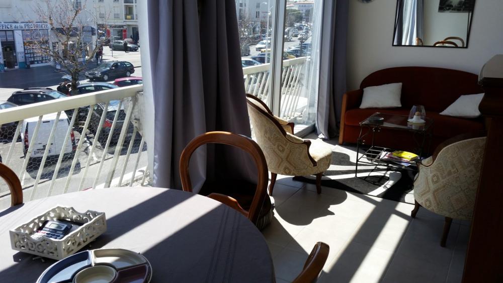 Appartement pour 4 personnes avec parking privé