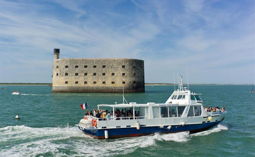 Croisière - Fort Boyard