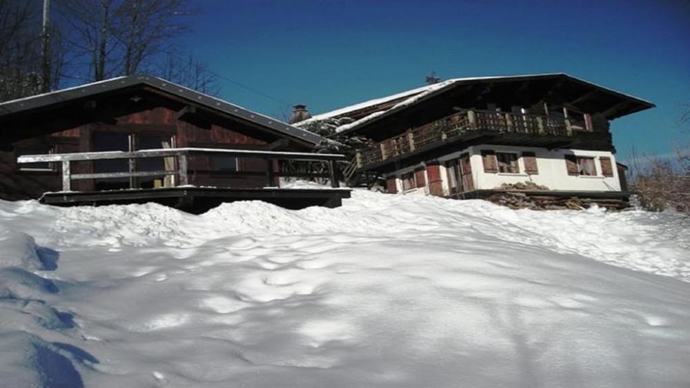 Ferienwohnungen Saint-Gervais-les-Bains - Haus - 16 Personen - Grill - Foto Nr. 1