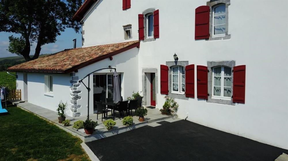 Appartement pour 5 pers. avec internet, Saint-Martin-d'Arberoue