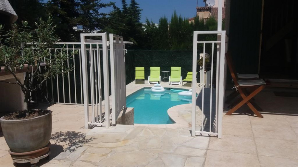 Holiday rentals Cagnes-sur-Mer - House - 6 persons - BBQ - Photo N° 1
