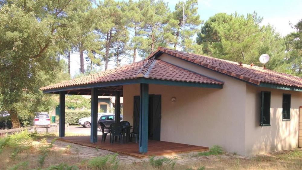 VILLA 4 personnes - Terrasse couverte 23 m²