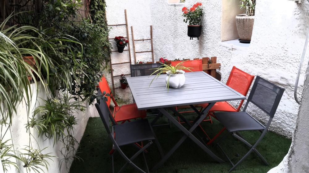 Location vacances Pézenas -  Maison - 6 personnes - Barbecue - Photo N° 1