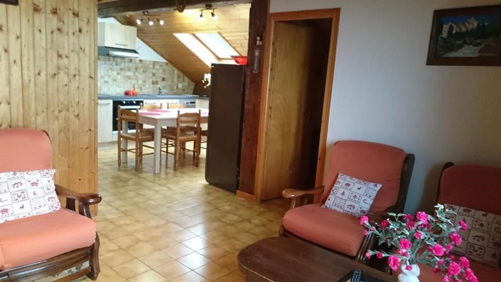 Appartement pour 5 pers. avec internet, Saint-Paul-en-Chablais