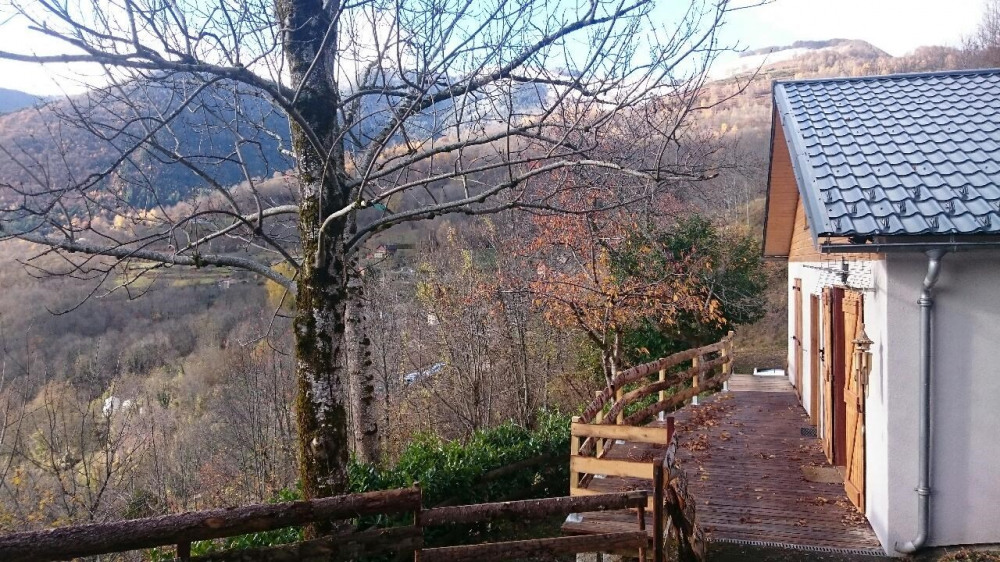 Holiday rentals Larcat - House - 4 persons - BBQ - Photo N° 1