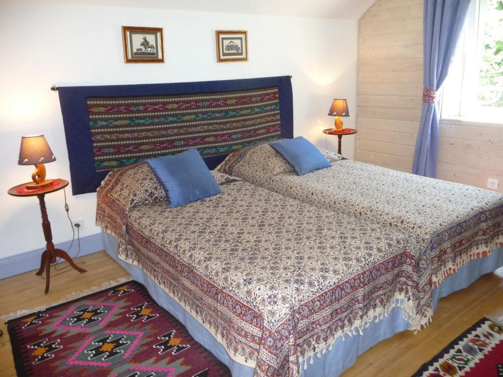 Chambre Maxence avec 2 lits 80x190