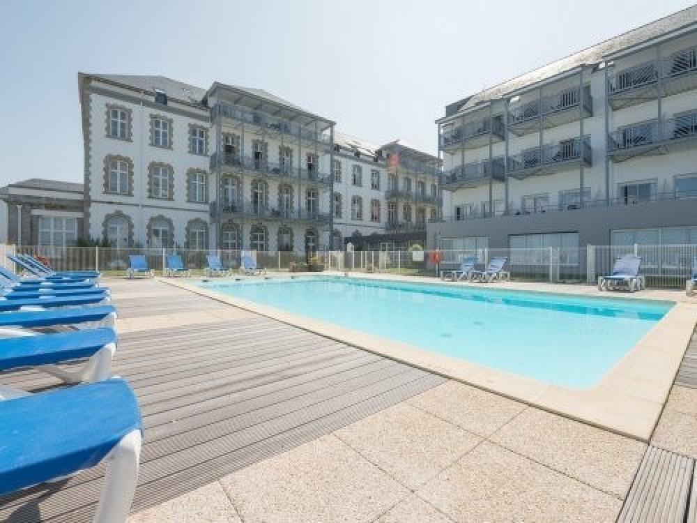 Résidence Saint Goustan - Studio 2 personnes - Balcon vue mer Standard