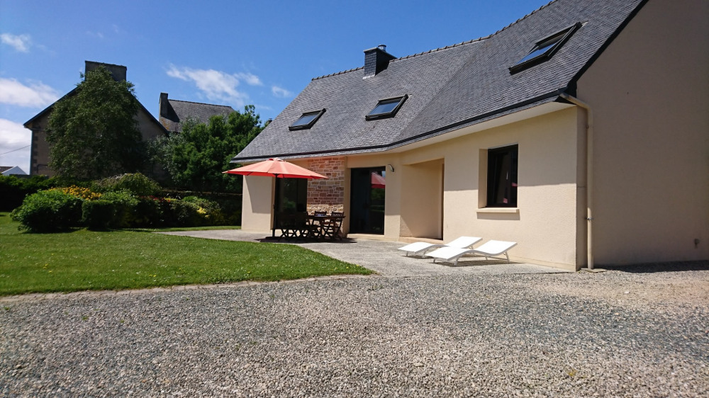 Holiday rentals Plouescat - House - 6 persons - BBQ - Photo N° 1