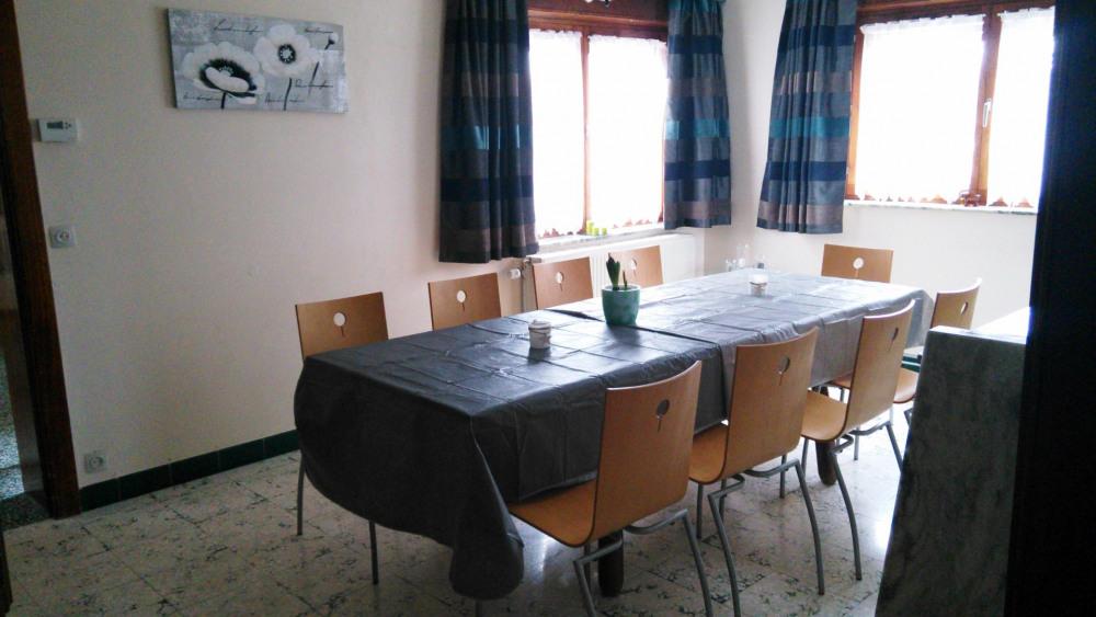 Ferienwohnungen Seneffe - Hütte - 12 Personen - Grill - Foto Nr. 1