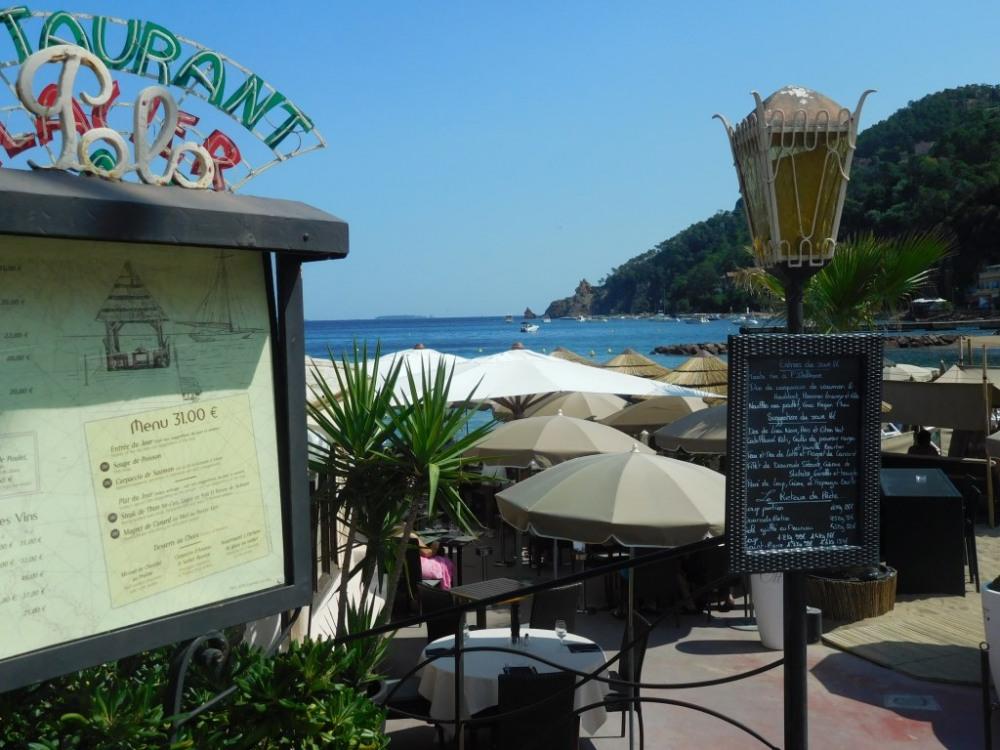 Restaurant Théoule sur Mer